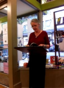 Felicia Mitchell, Union Ave. Books (Knoxville)